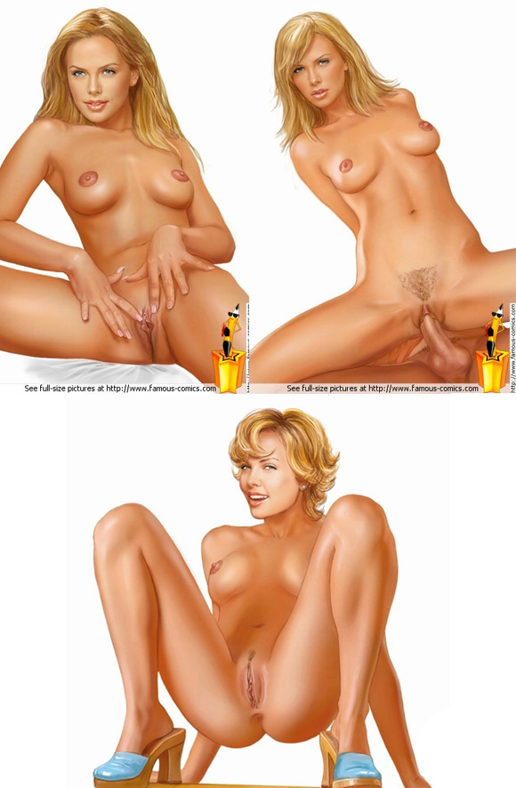 charlize-theron-banging-adult-sex-comics