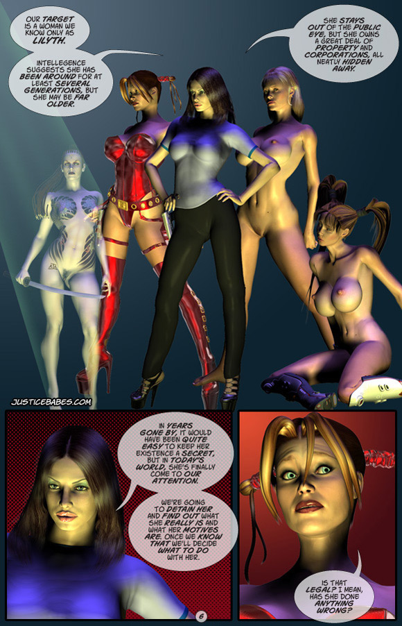 justice-babes-adult-3d-rendered-comics