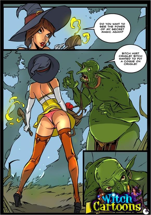 Witch Cartoons 8muses - Sex and Porn Comics